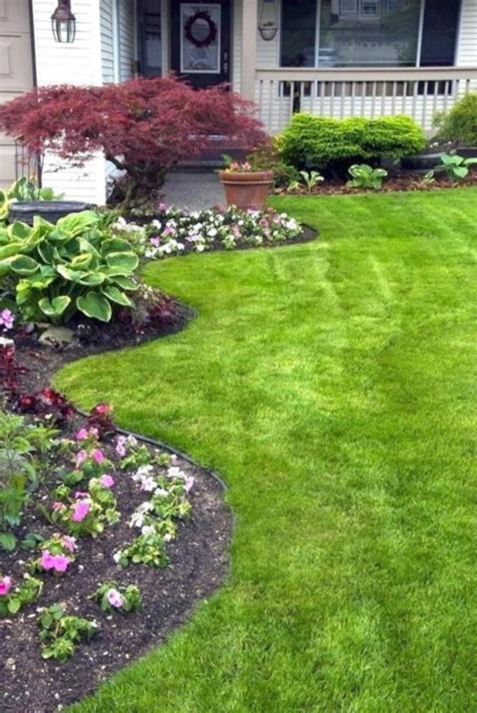 10 Best Front Yard Landscaping Ideas Low Maintenance Diy