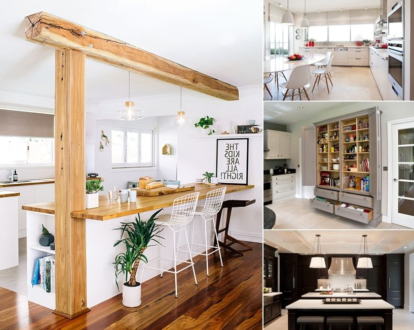 10 Cool Ideas To Make Your Kitchen Entertaining Home
