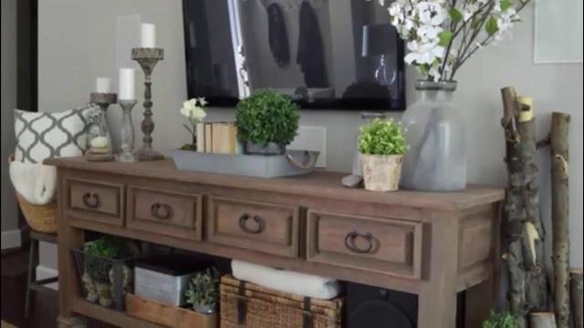 10 Creative Rustic Living Room Decorating Ideas Youtube