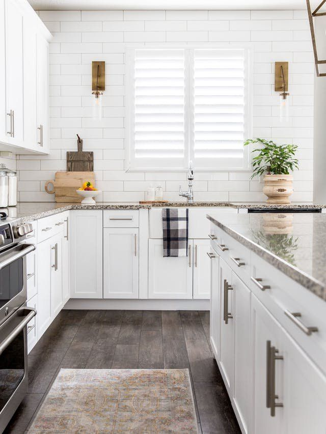10 Gorgeous Kitchens That Prove You Need To Put A Rug In