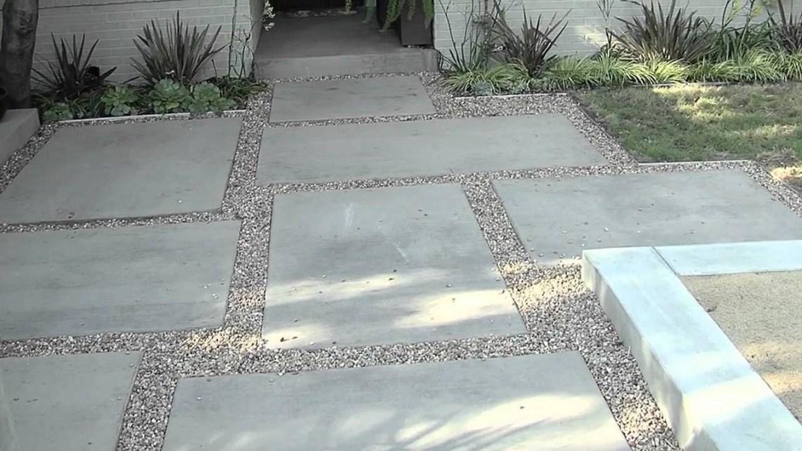 10 Gorgeous Modern Paving Stone Design Ideas For Driveway