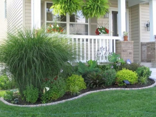 10 Impressive Front Porch Landscaping Ideas To Increase