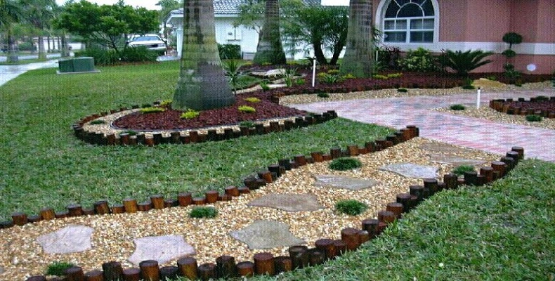 10 Inexpensive Landscaping Ideas For Your Yard Green Gold