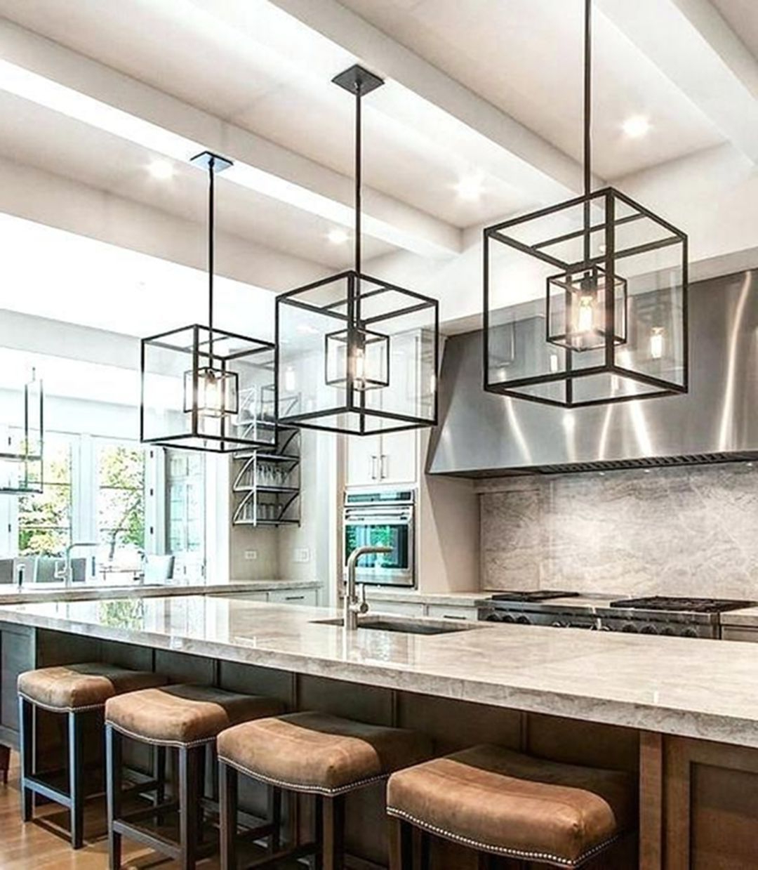 10 Most Creative Modern Pendant Kitchen Light Ideas For