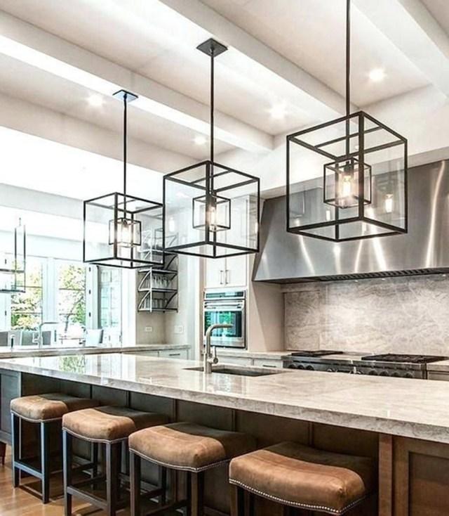 10 Most Creative Modern Pendant Kitchen Light Ideas For