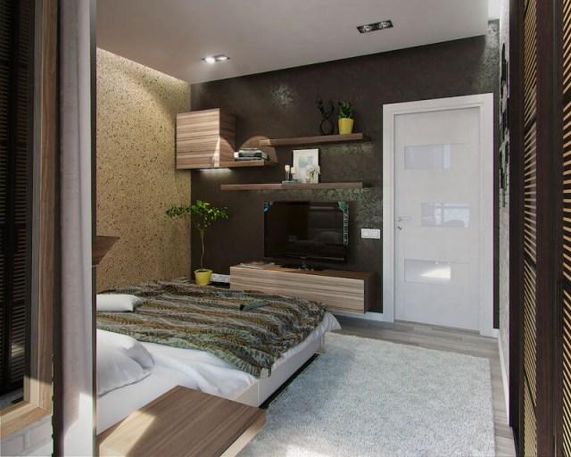 10 Stylish Small Bedroom Design Ideas Freshome