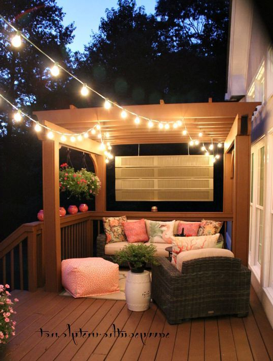 10 Ways To Decorate Your Pergola Outdoor Rooms Deck