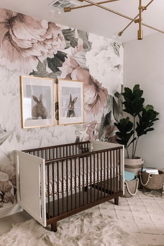 11 Stunning Nursery Accent Wall Ideas That Youll Want To