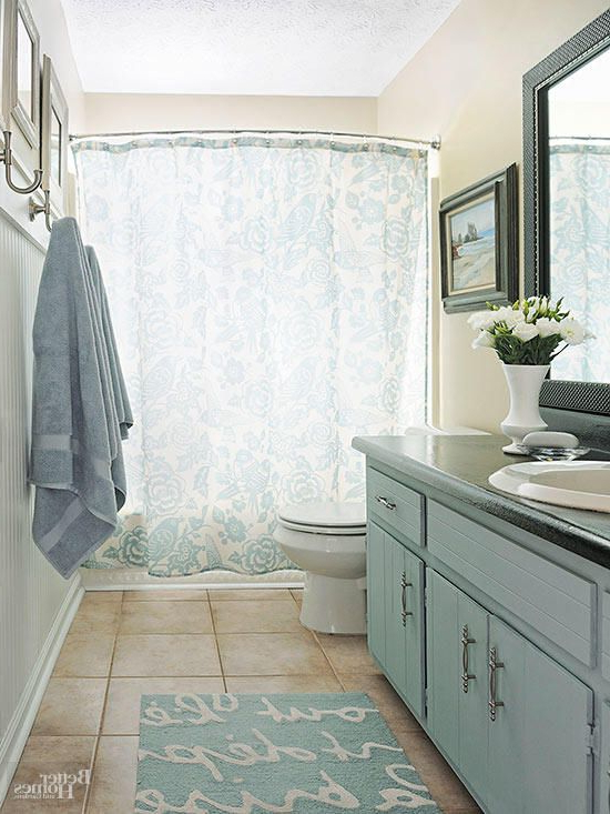 12 Amazing Vanity Makeovers You Need To See Bathroom