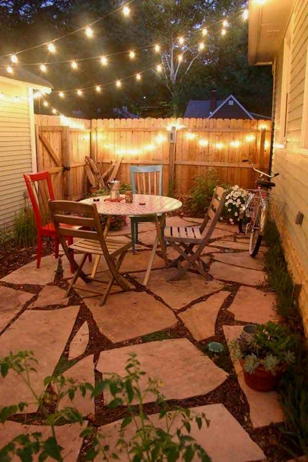 12 Creative Diy Patio Lighting Designs You Can Copy For