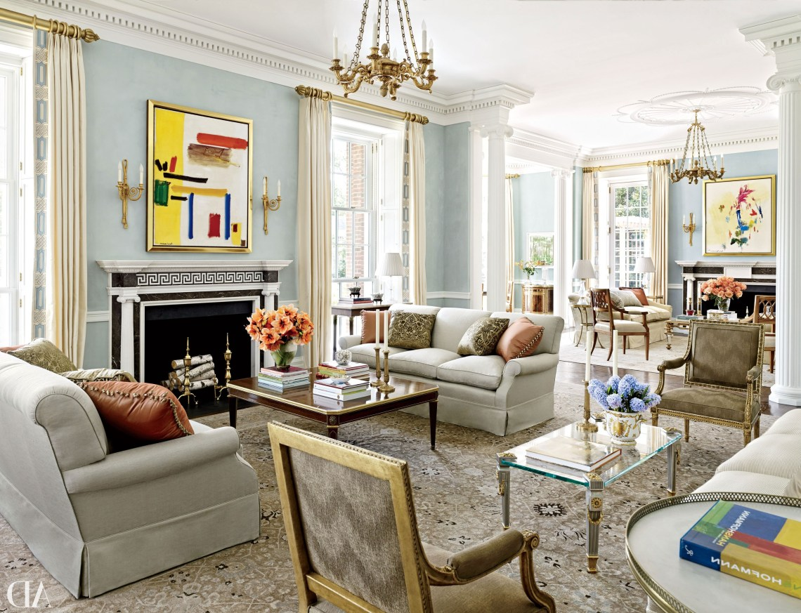 12 Rooms Every Classic Design Aesthete Will Love Photos
