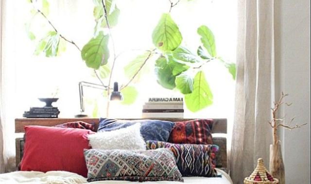 13 Beautiful Botanical Bedrooms Botanical Bedroom