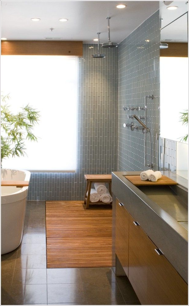 13 Best Small Modern Bathrooms Images On Pinterest