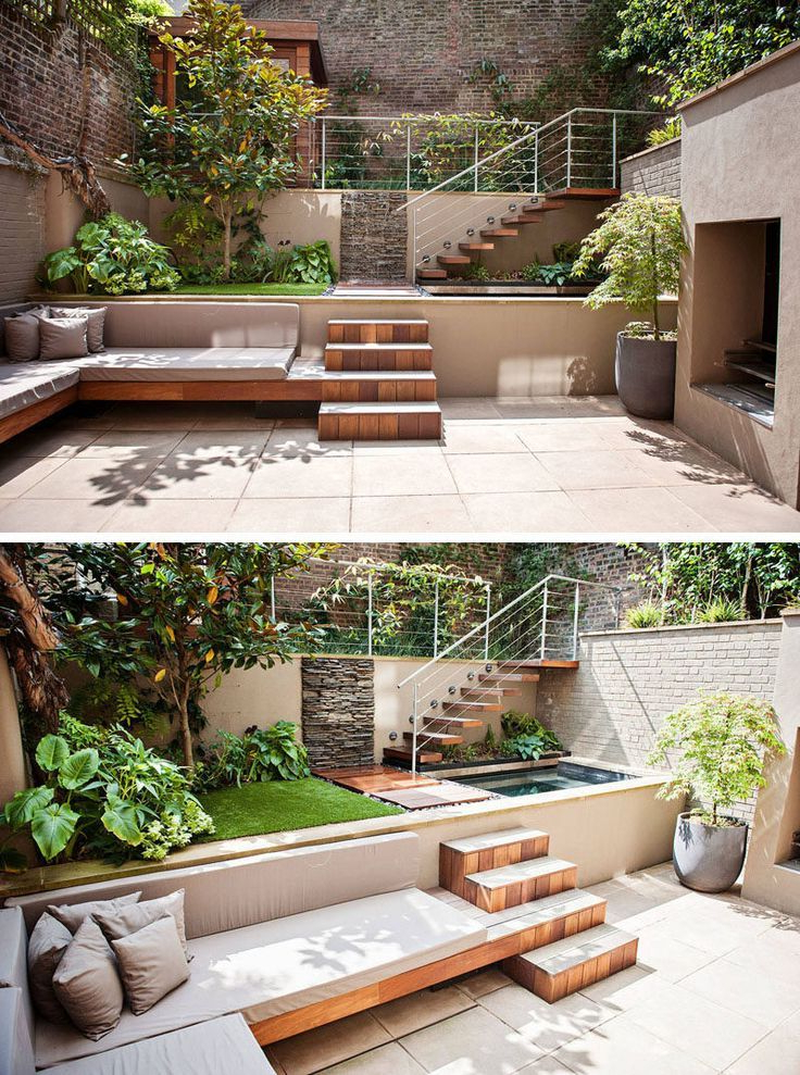 13 Multi Level Yards To Get You Inspired For Backyard