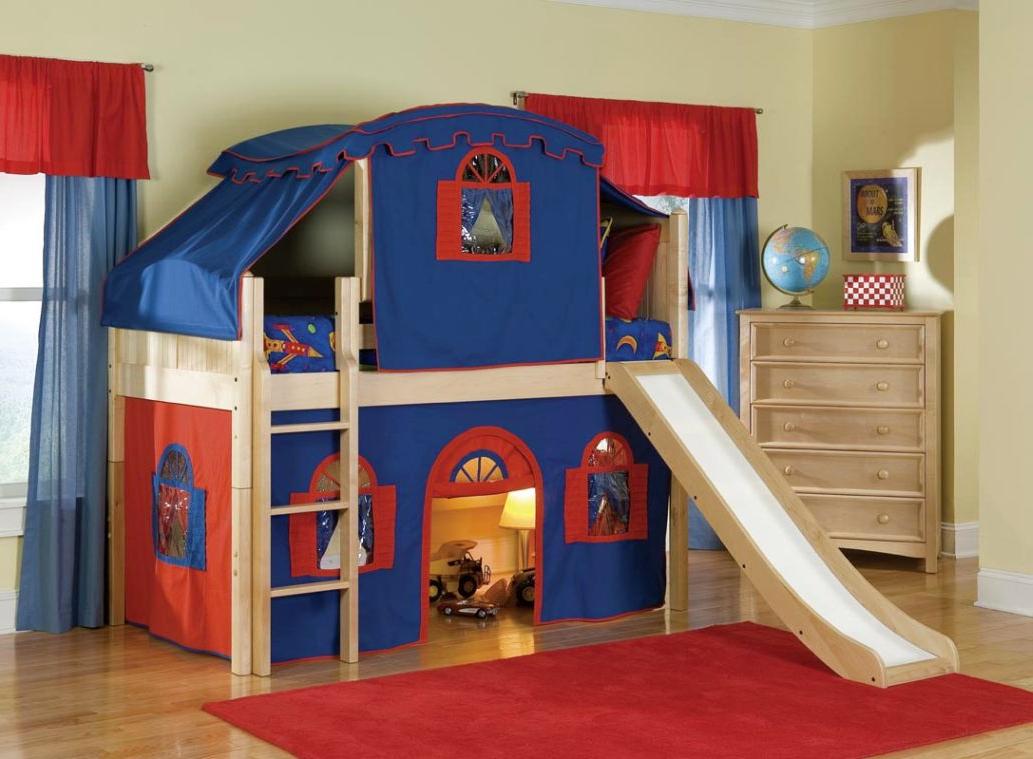 14 Adorable Modern Loft Beds Design Ideas For Your Kids