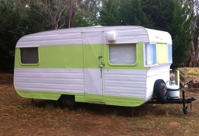14 Vintage Franklin Caravan 1963 Or 1964 Model Ebay