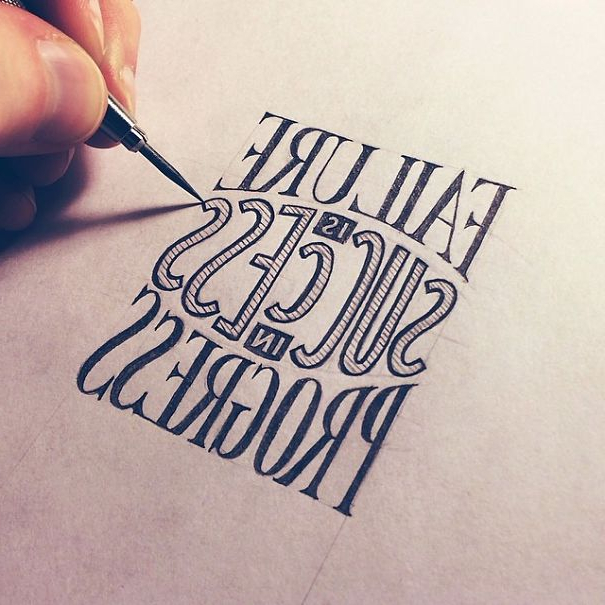 14 Wonderful Hand Lettered Quotes That Will Inspire You