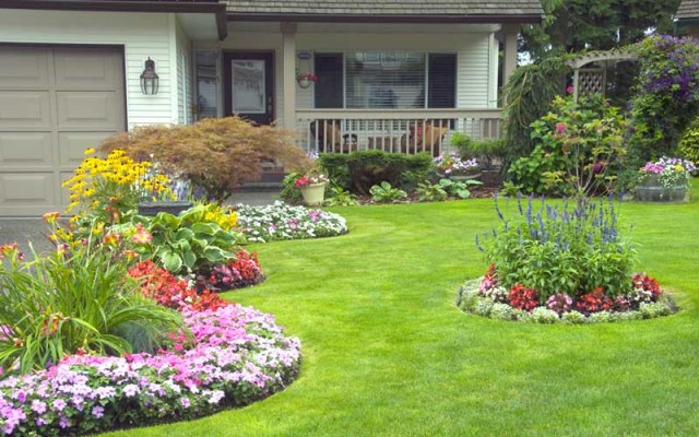 15 Landscaping Ideas For Front Yards Garden Lovers Club