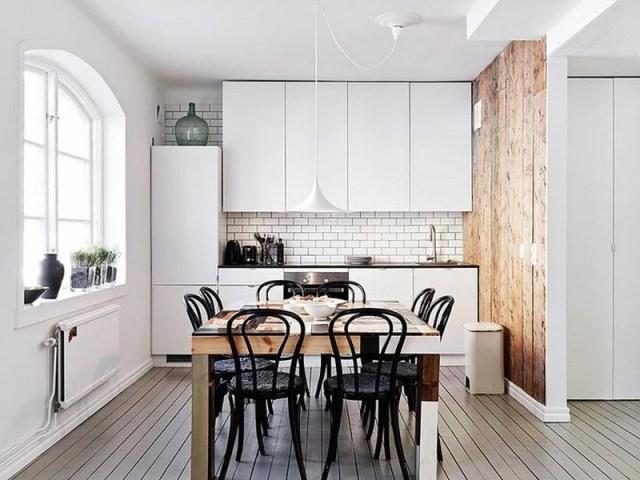 15 Lovely And Inspiring Scandinavian Kitchen Designs Rilane