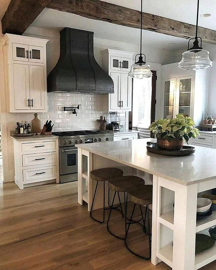 15 Most Popular Kitchen Island Design And Decoration