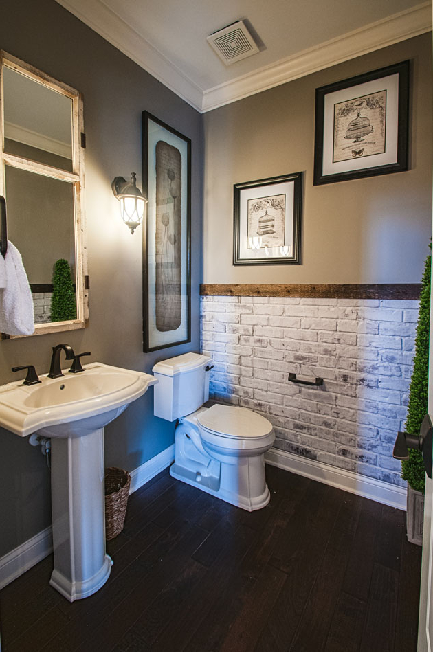 15 Small Bathroom Designs Youll Fall In Love With