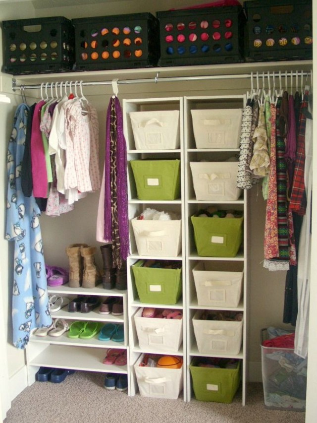 16 Bedroom Organizer Ideas That You Can Do It Yourself