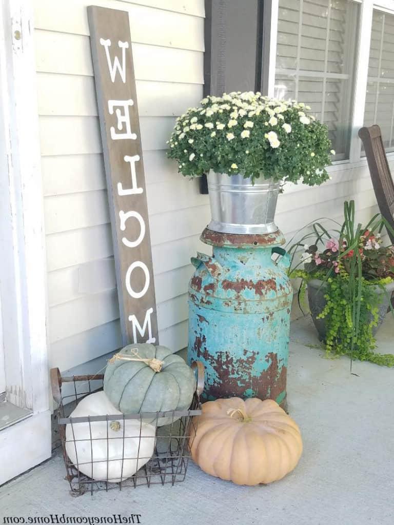 17 Fall Decorating Ideas For Outside Making Manzanita