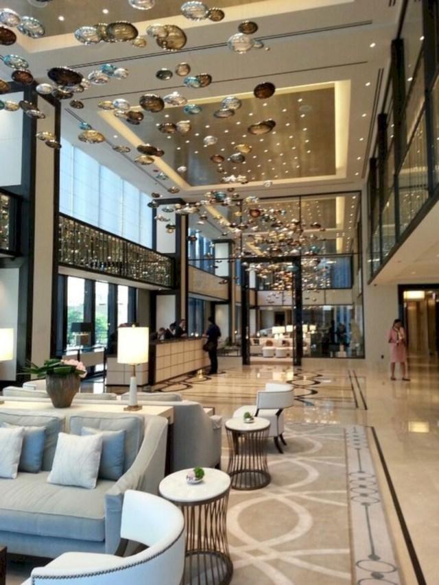 17 Impressive Interior Design Ideas For Lob Hotel