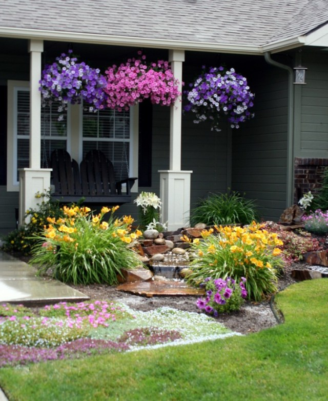 18 Front Yard Landscaping Designs Ideas Design Trends