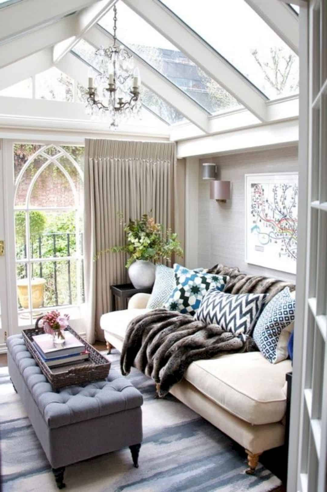 18 Small Conservatory Interior Design Ideas Futurist