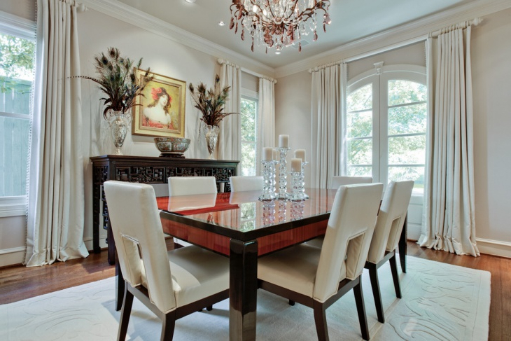 18 White Dining Room Designs Ideas Design Trends Premium Psd Vector Downloads
