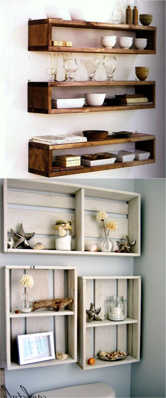 19 Diy Floating Shelves Ideas Best Of Diy Ideas