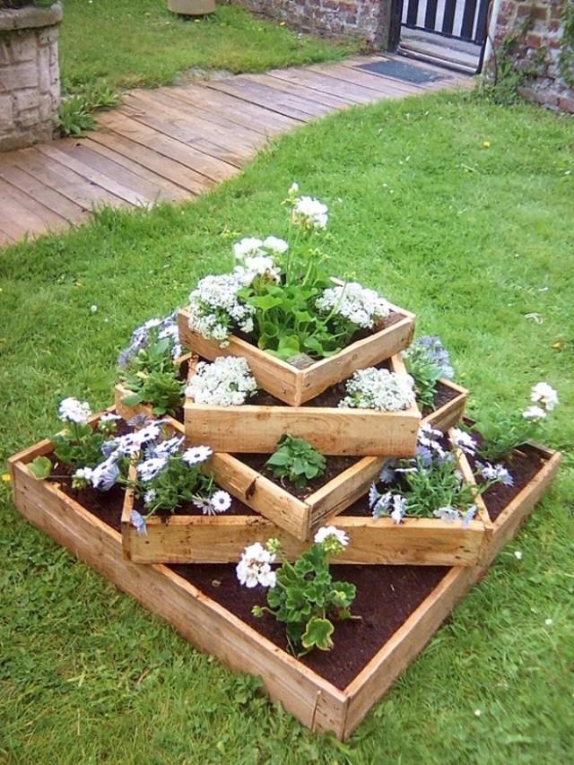 19 Inspiring Diy Pallet Planter Ideas Homelovr