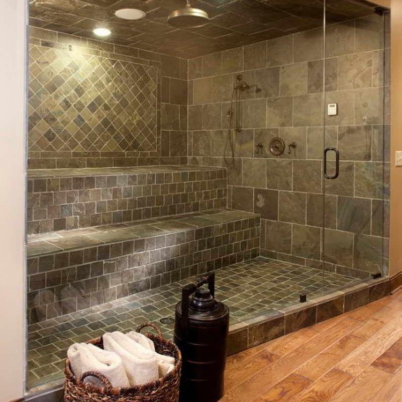 20 Beautiful Ceramic Shower Design Ideas Master Shower