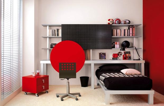20 Best Cool Trendy Teenager Boys Bedroom Designs Ideas