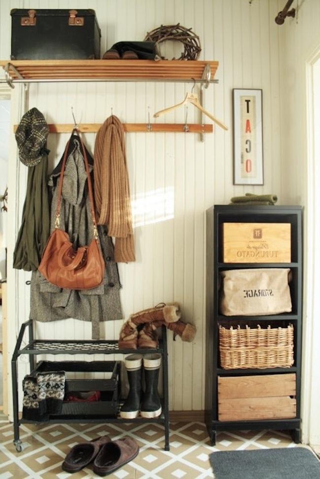 20 Bright Hallway Storage Ideas Interior God