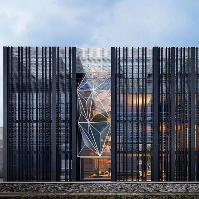 20 Fantastic Beautiful Architecture Building Ideas To
