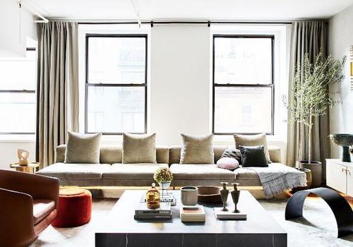 20 Luxe Living Room Design Ideas