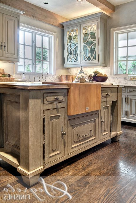 20 Most Popular Kitchen Cabinet Paint Color Ideas