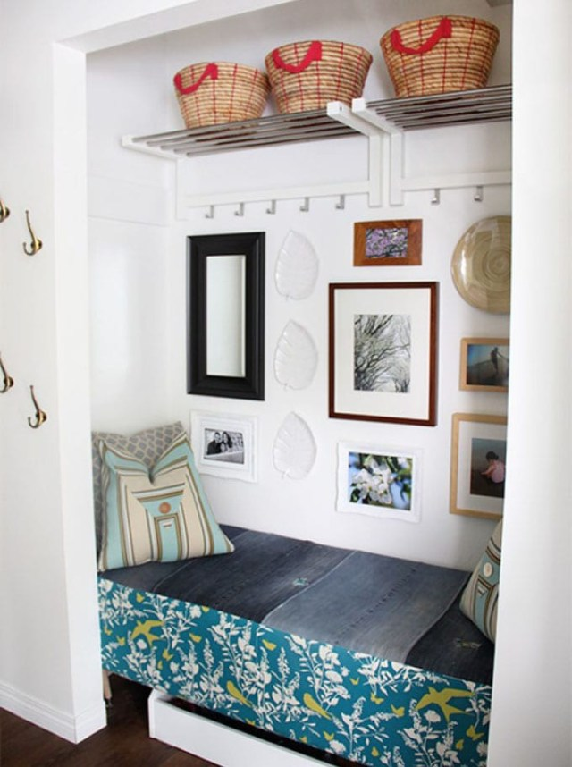 21 Gorgeous Achievable Before After Diy Entryway