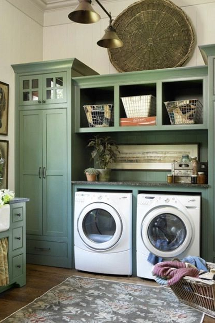 21 Laundry Rooms That Will Make You Want To Do Laundry