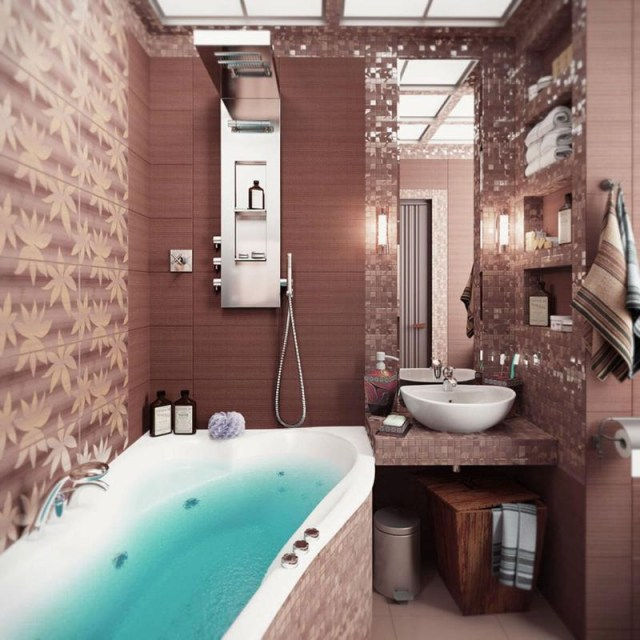 21 Simply Amazing Small Bathroom Designs Page 3 Of 4