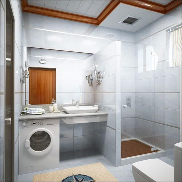 21 Simply Amazing Small Bathroom Designs Page 4 Of 4