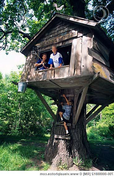 21 Unbeliavably Amazing Treehouse Ideas That Will Inspire