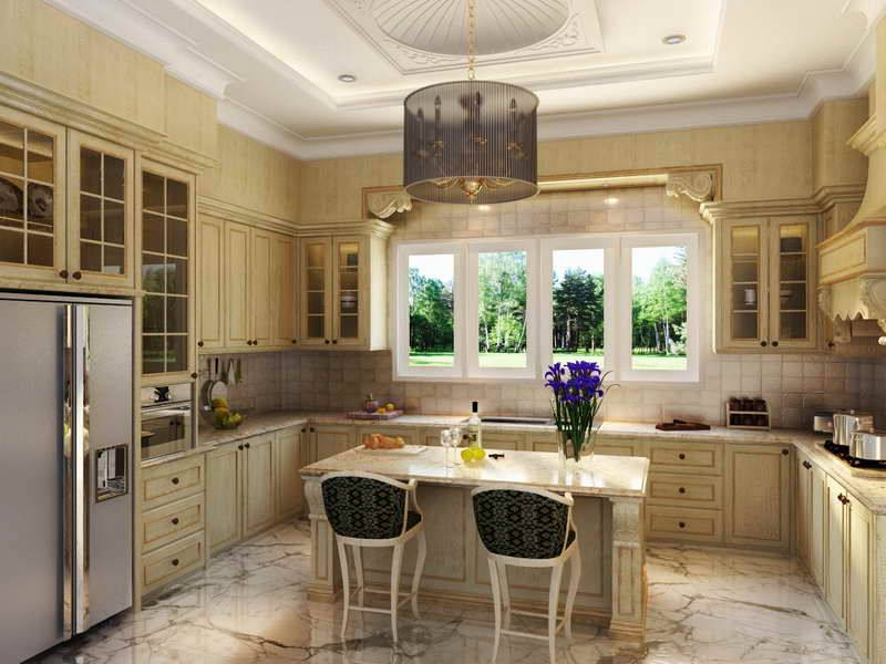 22 Cute Small Kitchen Designs And Decorations Interior