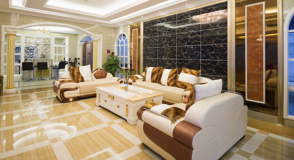 22 Stunning Living Room Flooring Ideas