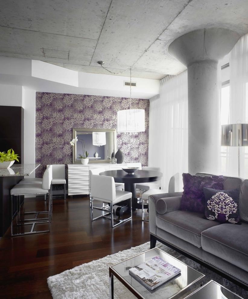 23 Floral Wallpaper Designs Decor Ideas Design Trends