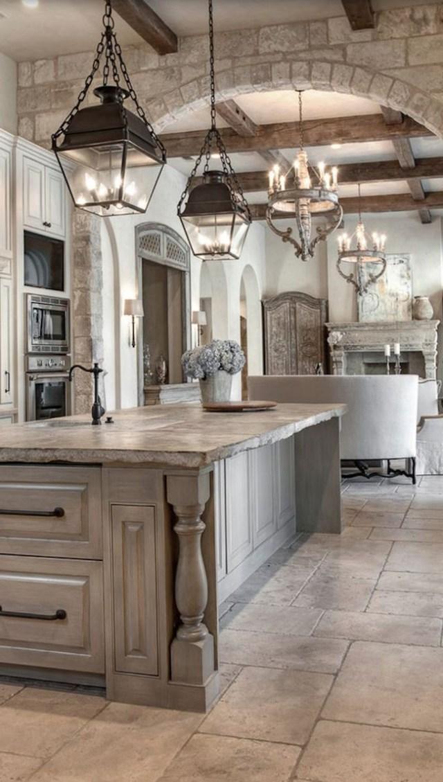 23 Gorgeous Mediterranean Kitchen Designs Interior God