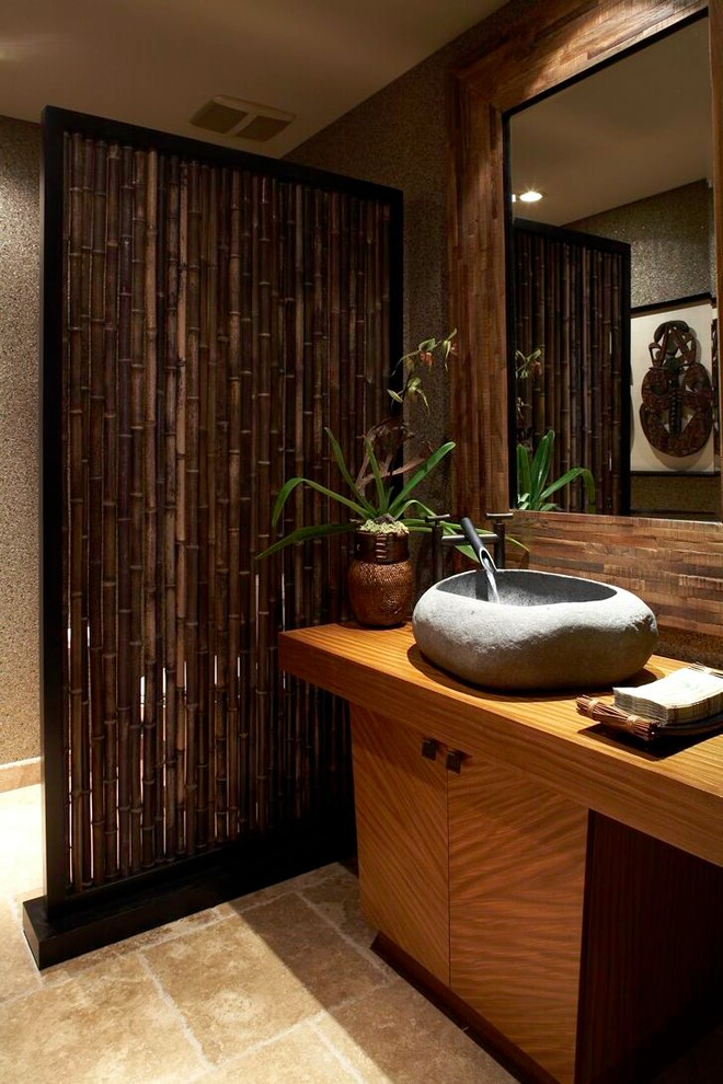 23 Stunning Tropical Bathroom Design Ideas Interior God