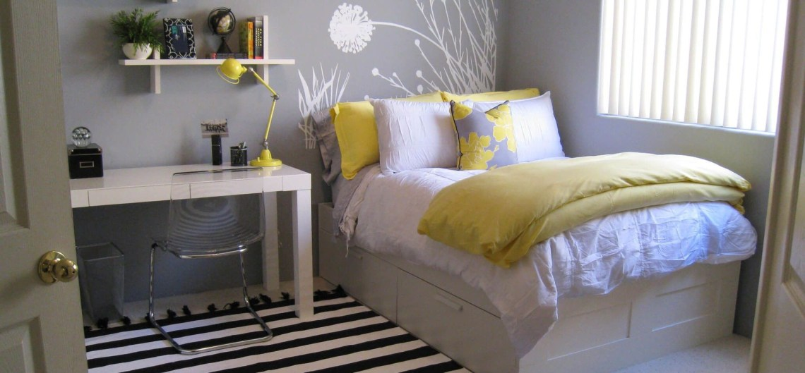 24 Best Bedroom Decoration Ideas For Women On A Budget